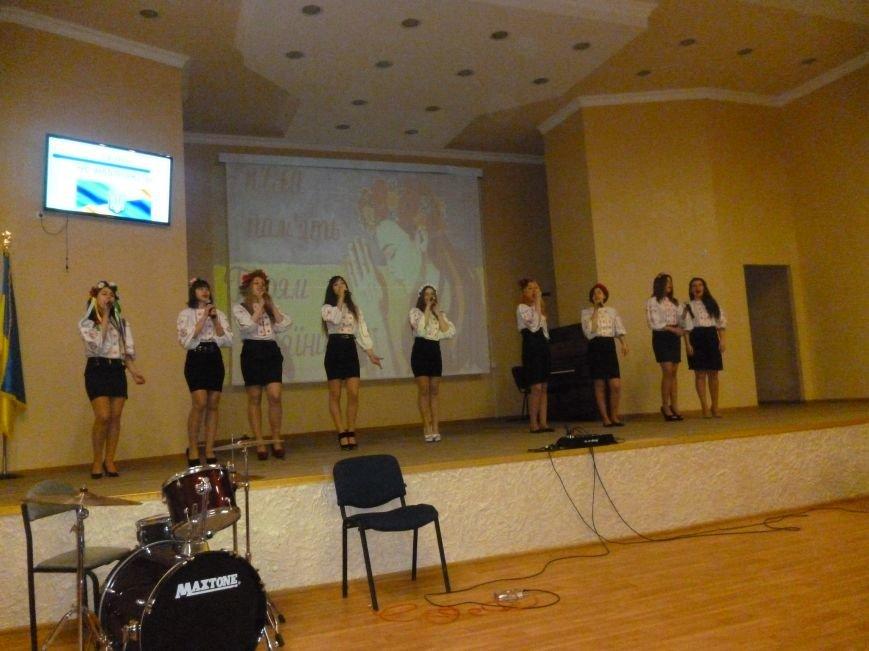 В Красноармейском педагогическом училище  почтили память Героев Небесной Сотни (фото) - фото 3