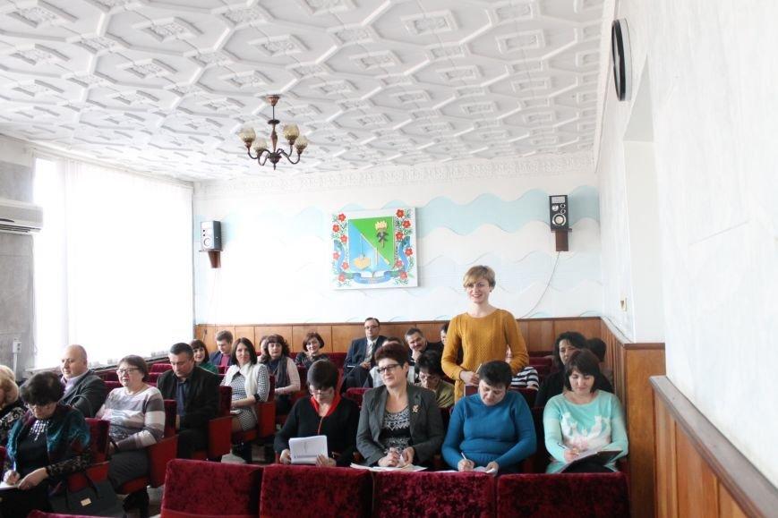 Состоялось очередное совещание Добропольской РГА, фото-2