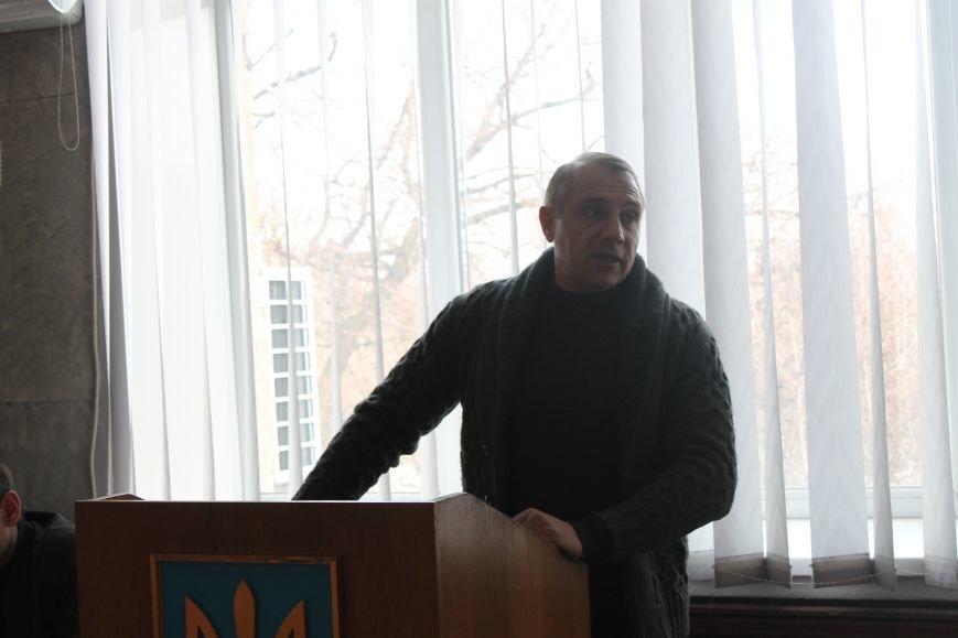 Состоялось очередное совещание Добропольской РГА, фото-1