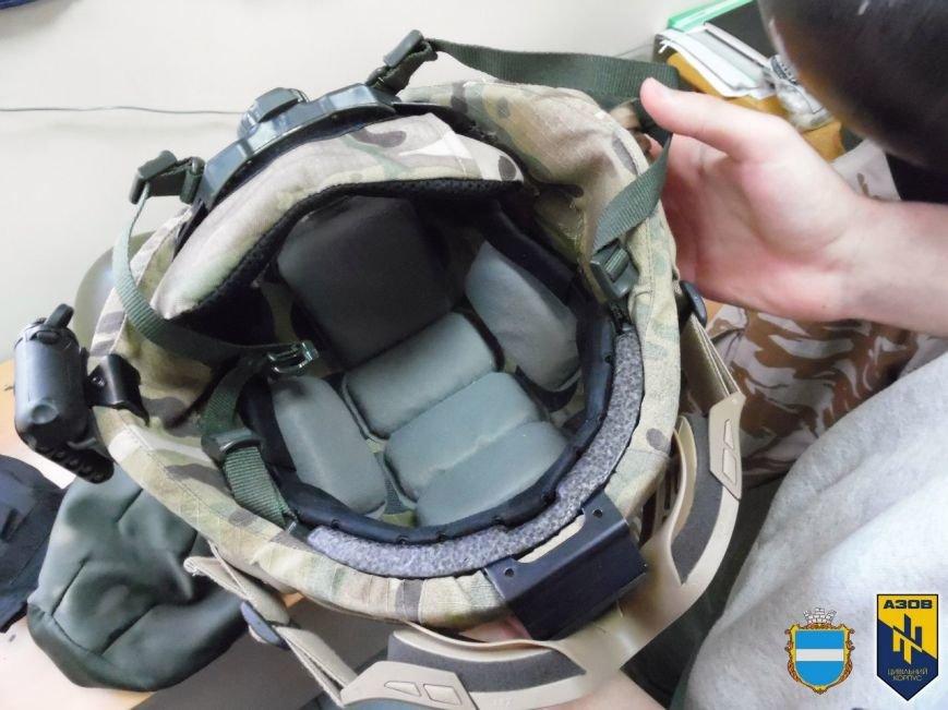 Вишкіл від ЦК «АЗОВ» у Кременчуці: усе, що ви не знали про військові шоломи (ФОТО) (фото) - фото 10