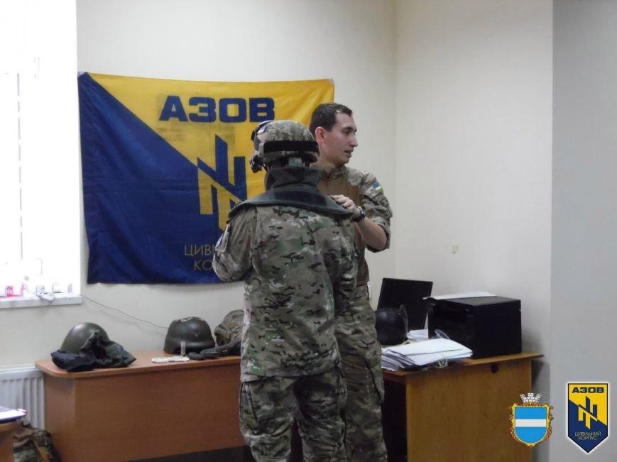 Вишкіл від ЦК «АЗОВ» у Кременчуці: усе, що ви не знали про військові шоломи (ФОТО) (фото) - фото 7