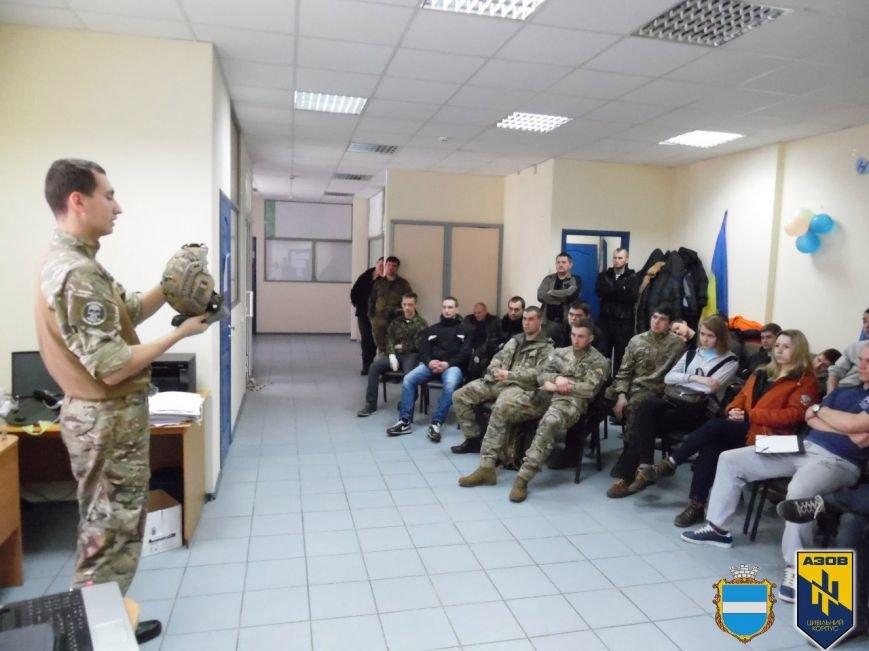 Вишкіл від ЦК «АЗОВ» у Кременчуці: усе, що ви не знали про військові шоломи (ФОТО) (фото) - фото 3