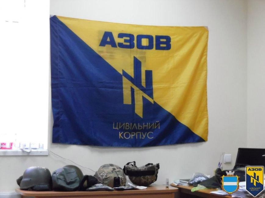 Вишкіл від ЦК «АЗОВ» у Кременчуці: усе, що ви не знали про військові шоломи (ФОТО) (фото) - фото 4