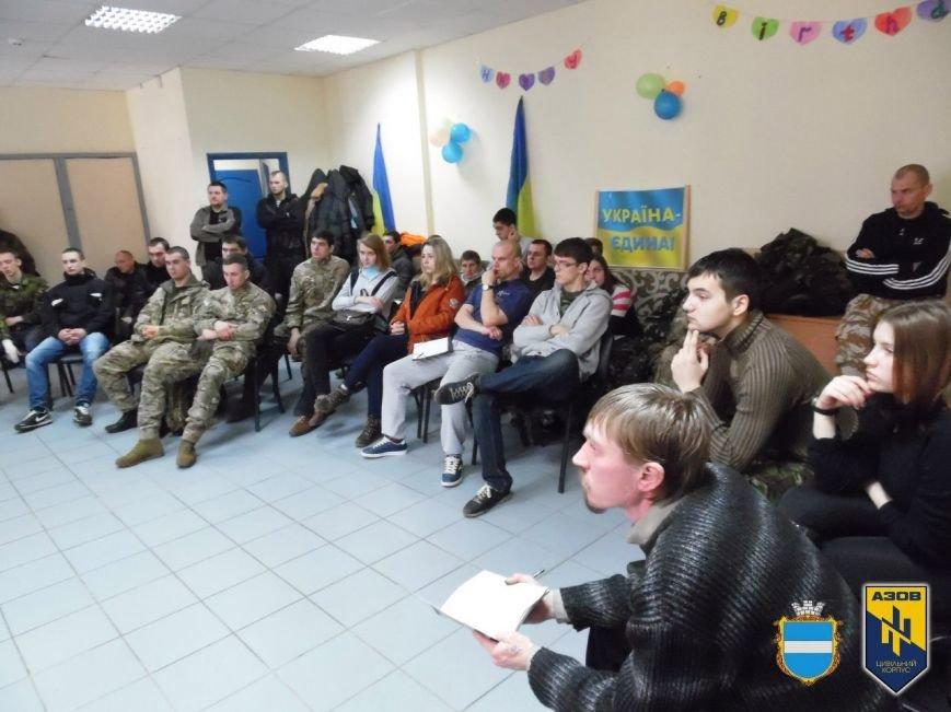 Вишкіл від ЦК «АЗОВ» у Кременчуці: усе, що ви не знали про військові шоломи (ФОТО) (фото) - фото 2