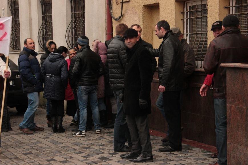 Офіційно про акцію протесту під Закарпатською митницею ДФС (фото) - фото 2
