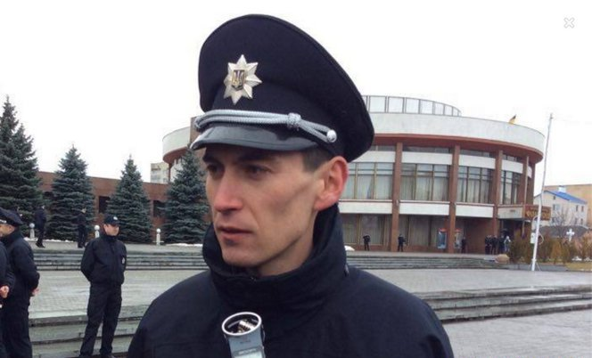 Патрульну поліцію Вінниці очолив кримський татарин (фото) - фото 1