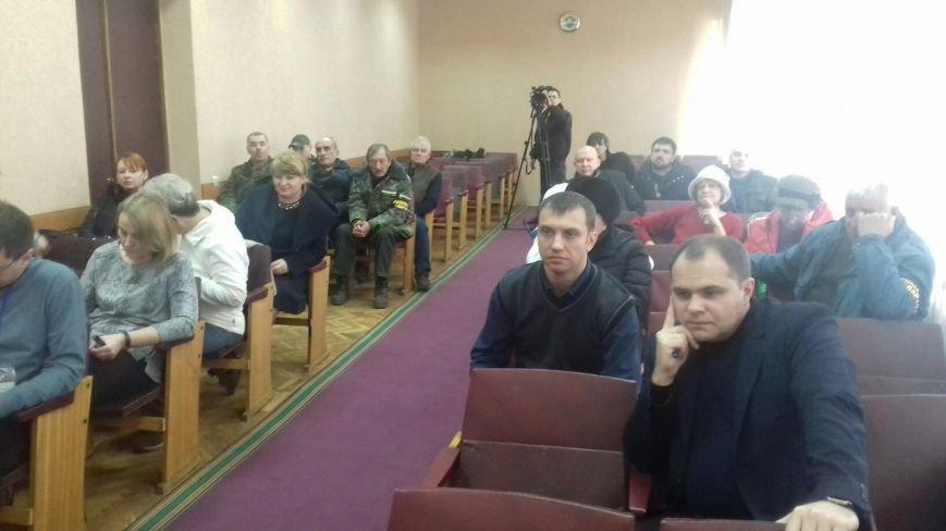 Криворожский горизбирком внес изменения в состав Дзержинской РИК (ФОТО) (фото) - фото 1