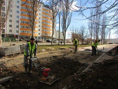 Руслан Марцінків перевірив ремонт тротуарів у місті (ФОТО), фото-3