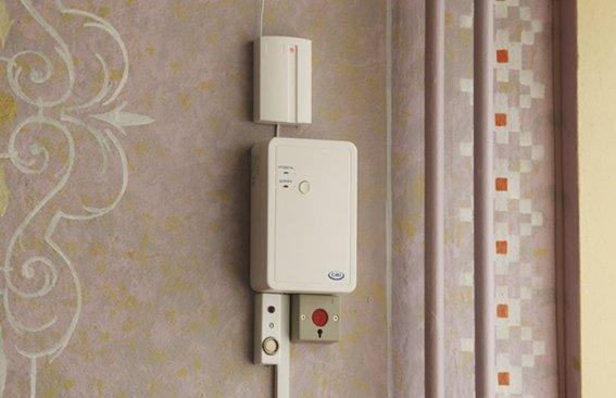 В мариупольской школе  установили тревожную кнопку (фото) - фото 1