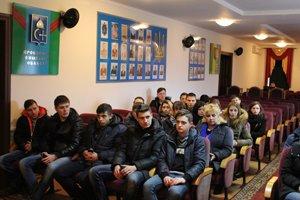 Студенты побывали в Сумской прокуратуре (ФОТО) (фото) - фото 1