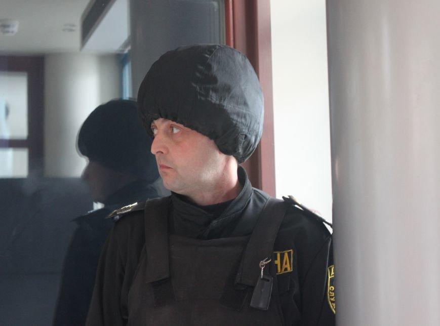 Як ужгородські поліцейські затримували грабіжника банку? (ФОТО), фото-8
