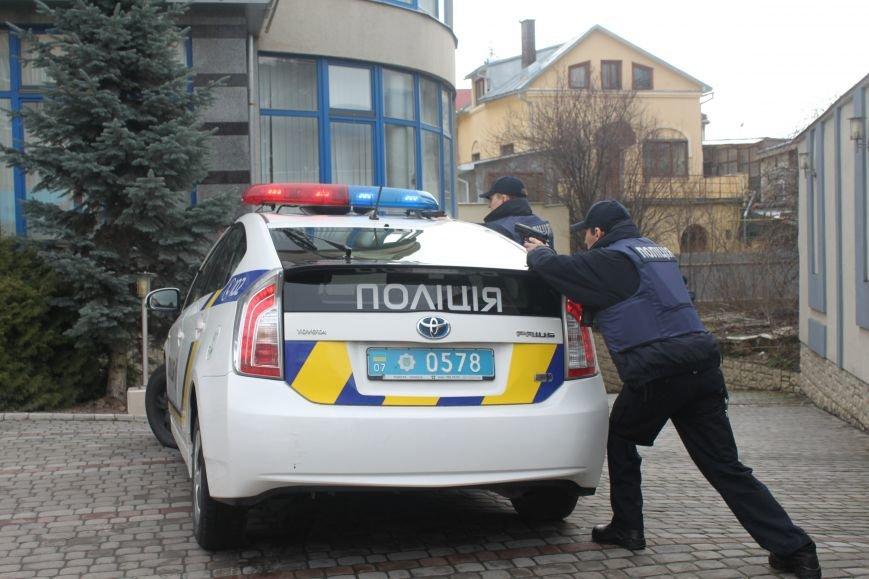 Як ужгородські поліцейські затримували грабіжника банку? (ФОТО), фото-6