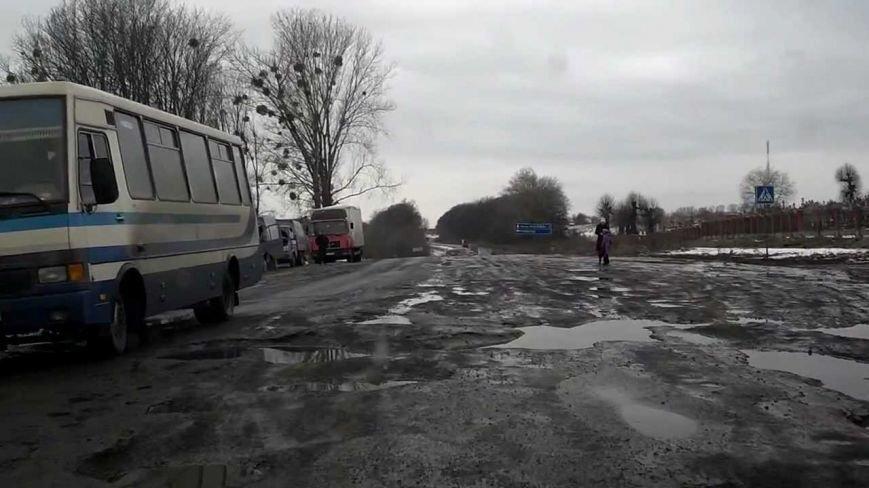 Рейтинг самых ужасных дорог Украины: Днепропетровск снова отличился (ФОТО) (фото) - фото 3