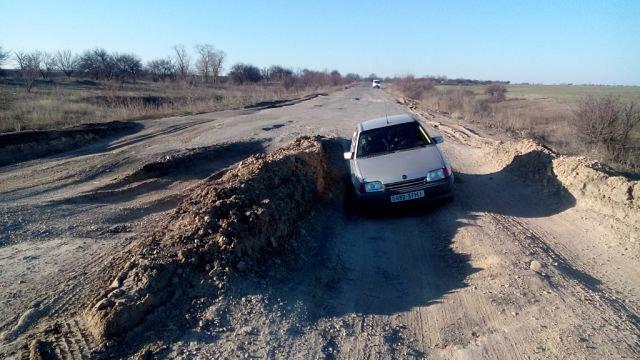 Рейтинг самых ужасных дорог Украины: Днепропетровск снова отличился (ФОТО) (фото) - фото 2