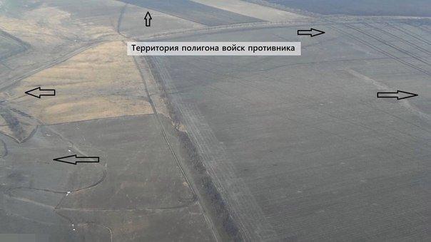 Беспилотник совершил разведку окупированых поселков вблизи Мариуполя (ФОТО) (фото) - фото 1