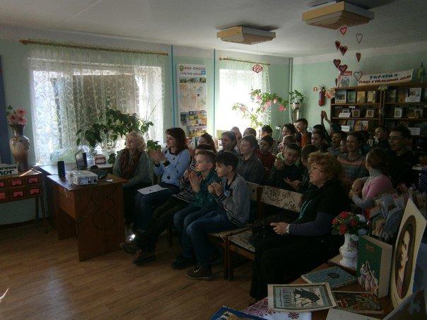 У Слов'янській дитячій бібліотеці відбулось скайп-спілкування з Луцьком (фото) - фото 2