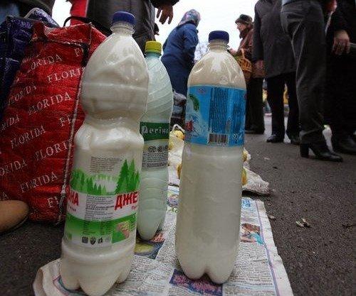 Свіженьке молоко у пляшці зі смітника (ФОТОФАКТ), фото-3