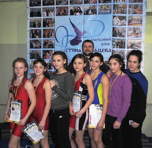 Спортсменки Бахмута привезли из Херсона призовые места, фото-1