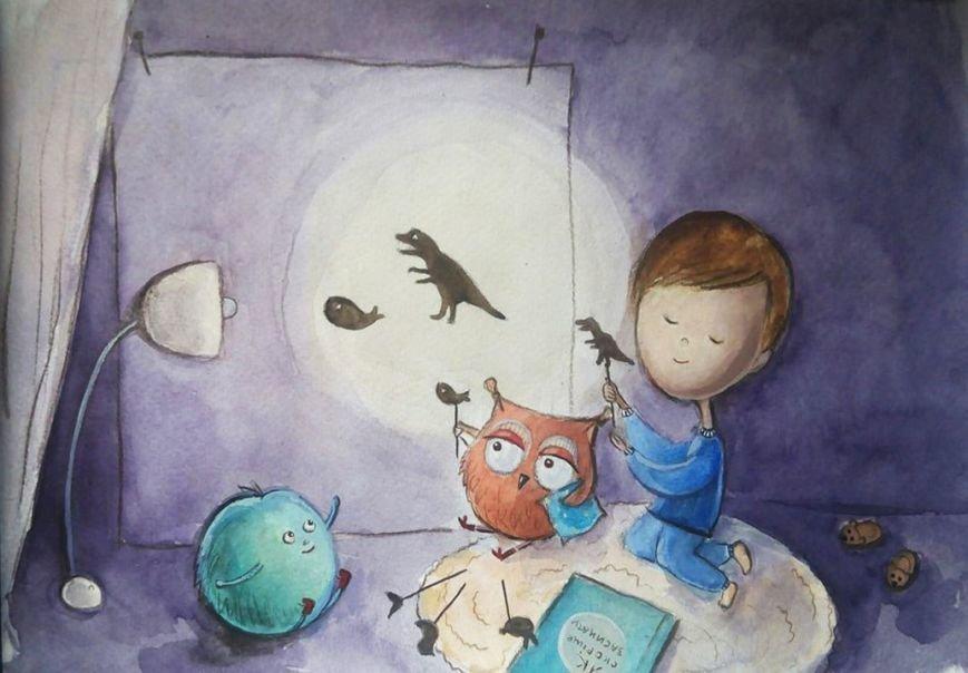 Сова Сплюшка з Черкас може стати героєм книжки чи комп'ютерної гри (ВІДЕО) (фото) - фото 1