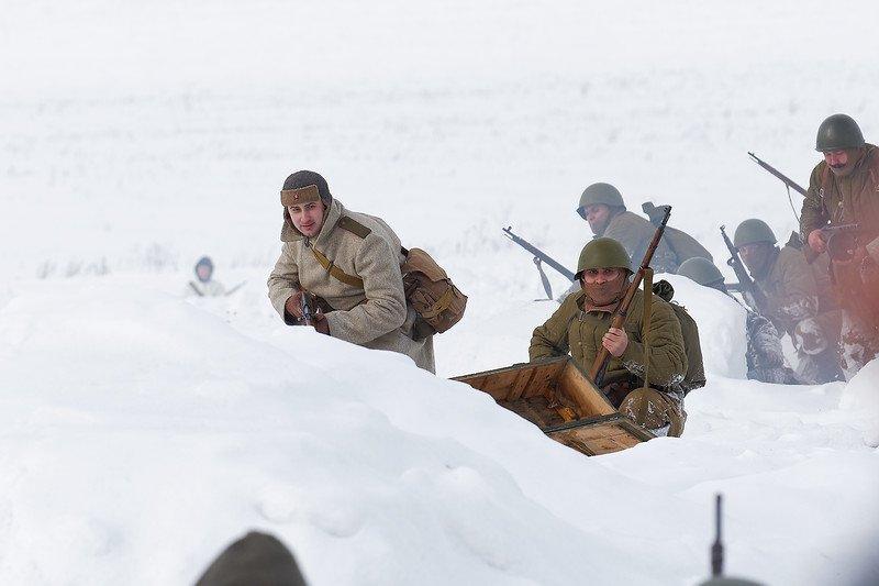 Под Ульяновском гремели пулеметы, фото-9