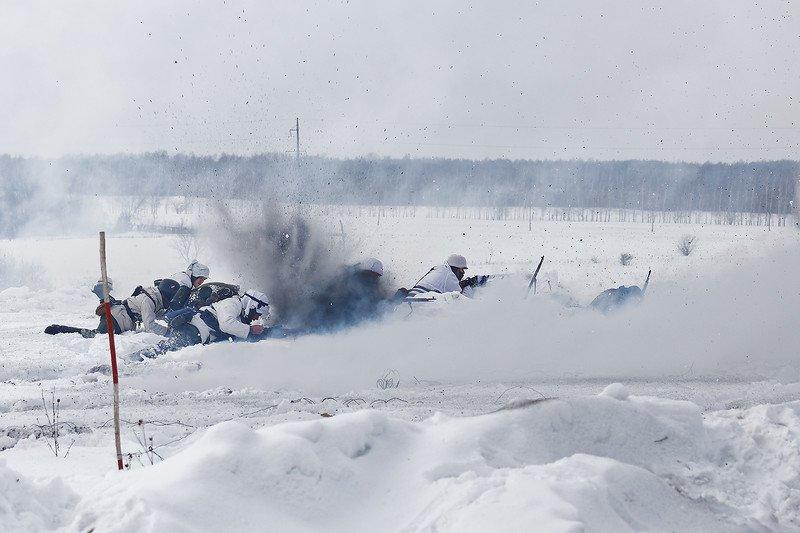 Под Ульяновском гремели пулеметы, фото-5