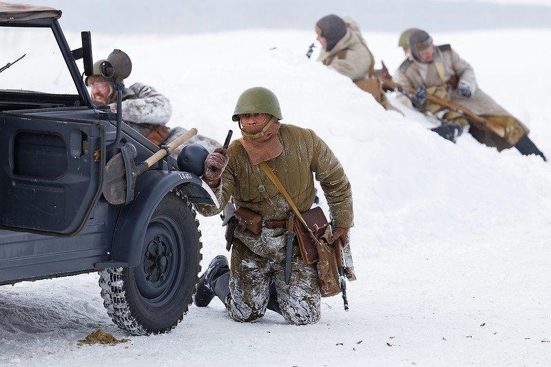 Под Ульяновском гремели пулеметы, фото-1
