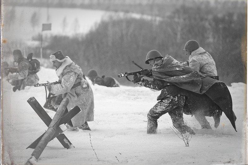 Под Ульяновском гремели пулеметы, фото-6