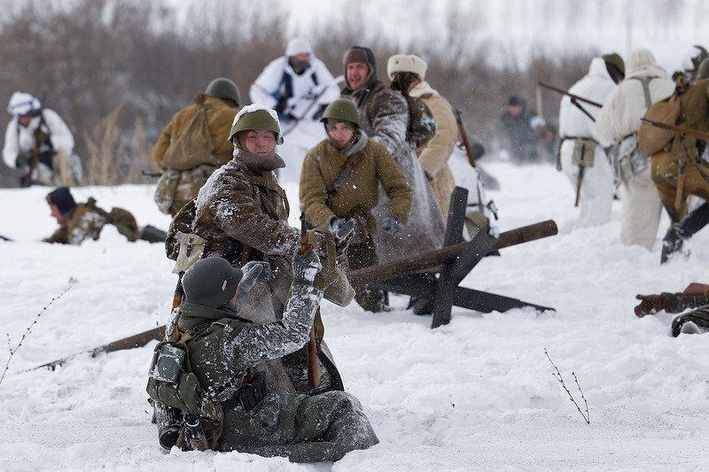 Под Ульяновском гремели пулеметы, фото-8