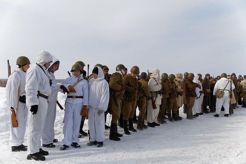 Под Ульяновском гремели пулеметы, фото-3