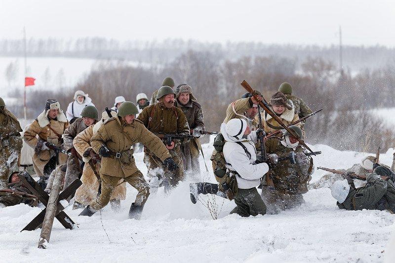 Под Ульяновском гремели пулеметы, фото-7
