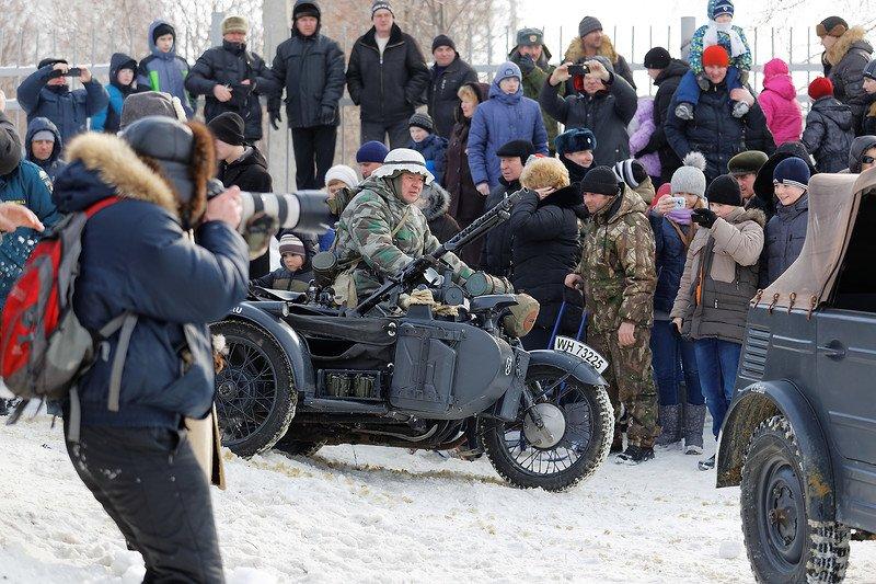 Под Ульяновском гремели пулеметы, фото-4