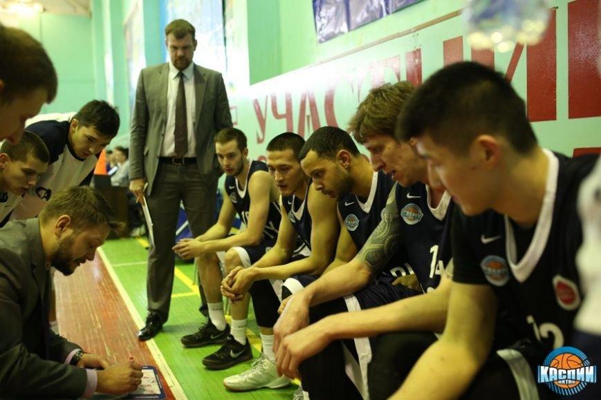 Интервью с главным тренером Баскетбольного клуба «Каспий», фото-3