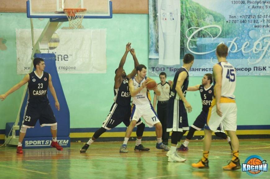 Интервью с главным тренером Баскетбольного клуба «Каспий», фото-6