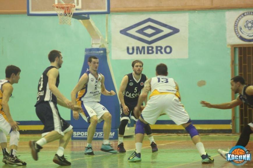 Интервью с главным тренером Баскетбольного клуба «Каспий», фото-5