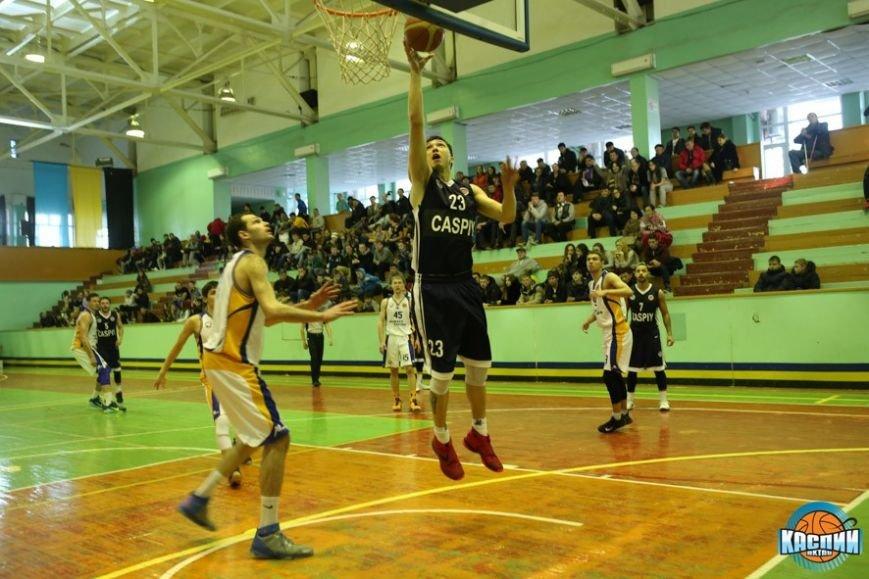 Интервью с главным тренером Баскетбольного клуба «Каспий», фото-8