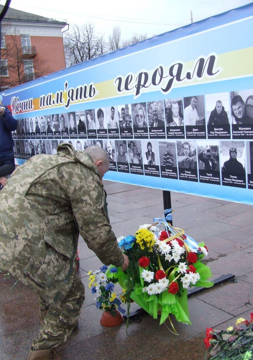 Белоцерковчанина-участника АТО освободили из плена (фото) (фото) - фото 5