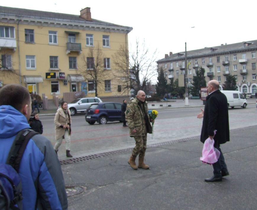 Белоцерковчанина-участника АТО освободили из плена (фото) (фото) - фото 1