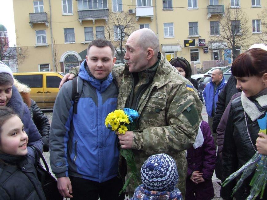 Белоцерковчанина-участника АТО освободили из плена (фото) (фото) - фото 4