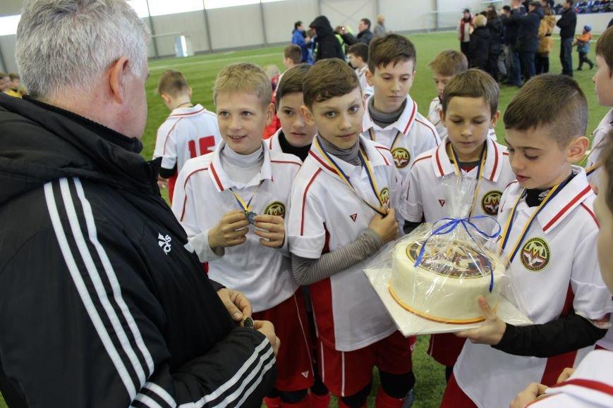 Юные запорожские металлурговцы стали призерами турнира в Днепропетровске (фото) - фото 1