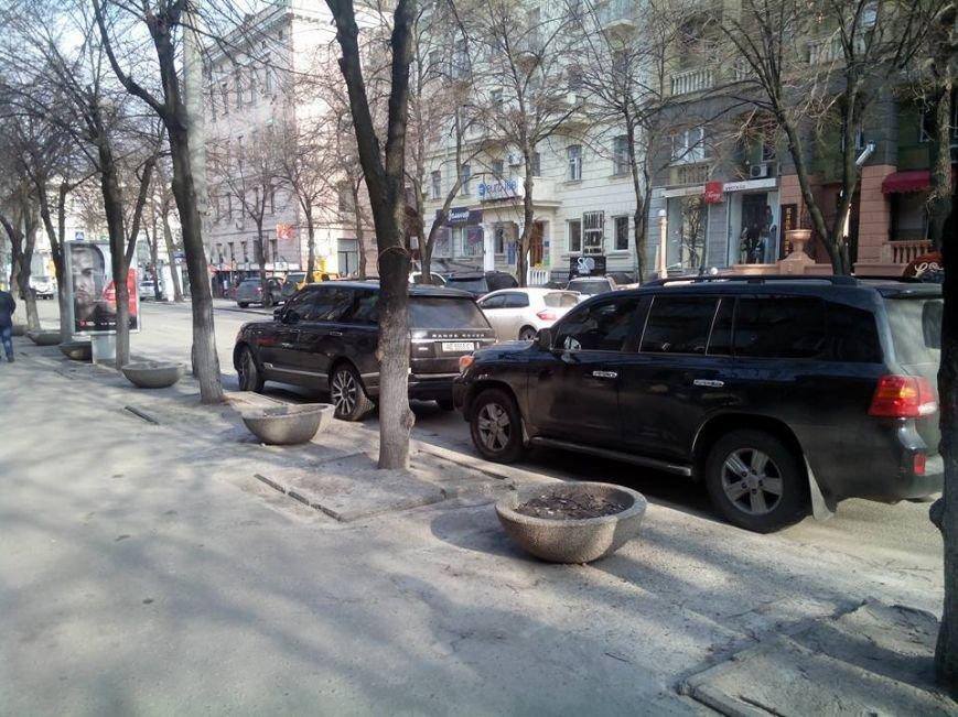 Как новая полиция Днепропетровска штрафует местных VIP-ов (ФОТО), фото-4