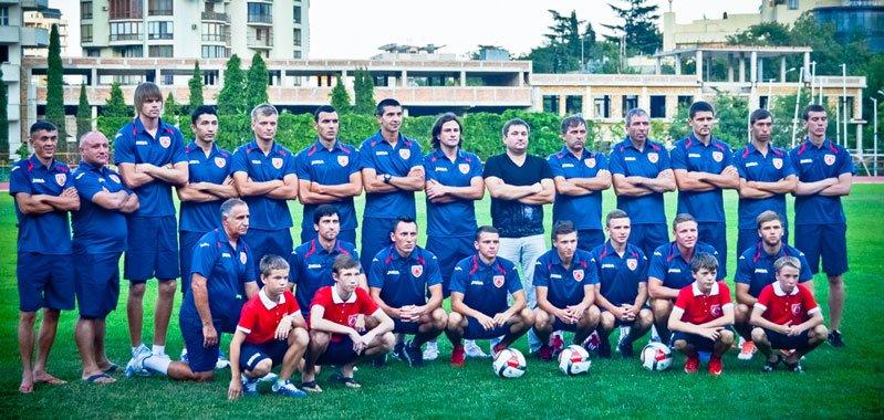 «Рубин Ялта» приглашает болельщиков на презентацию новичков команды, фото-1