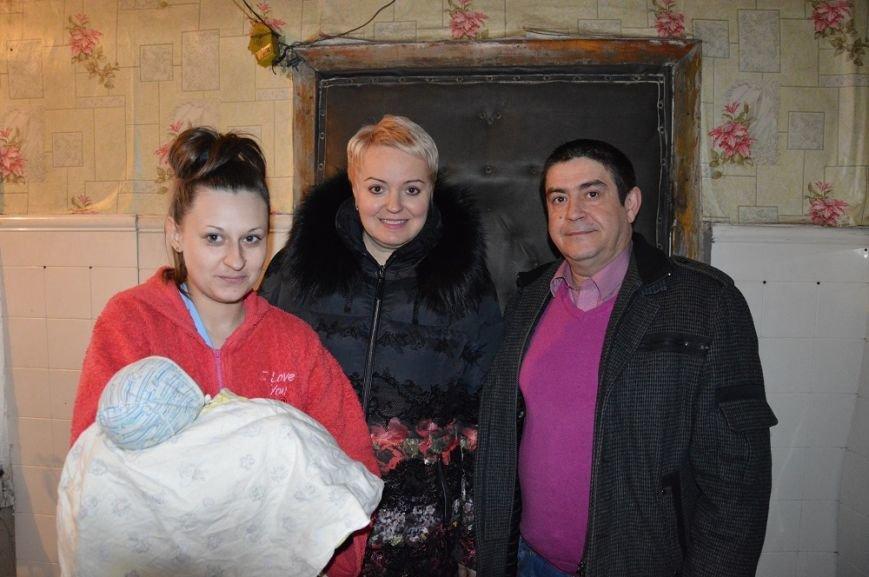 С начала года Авдеевский коксохим оказал поддержку девяти семьям с новорожденными детьми (ФОТО), фото-4