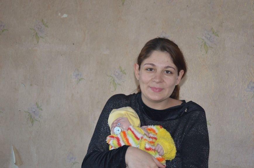 С начала года Авдеевский коксохим оказал поддержку девяти семьям с новорожденными детьми (ФОТО), фото-6