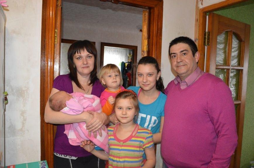 С начала года Авдеевский коксохим оказал поддержку девяти семьям с новорожденными детьми (ФОТО), фото-3