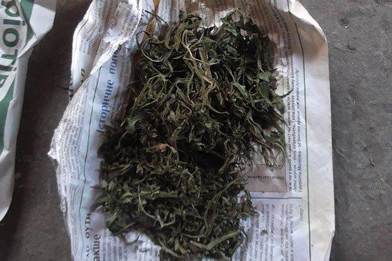 У жителя Полтавщины правоохранители изъяли наркотики (фото) - фото 1