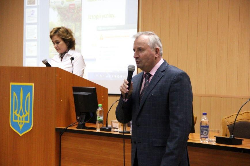 В Сумах проходит региональный форум «Органическая Украина» (фото) - фото 1