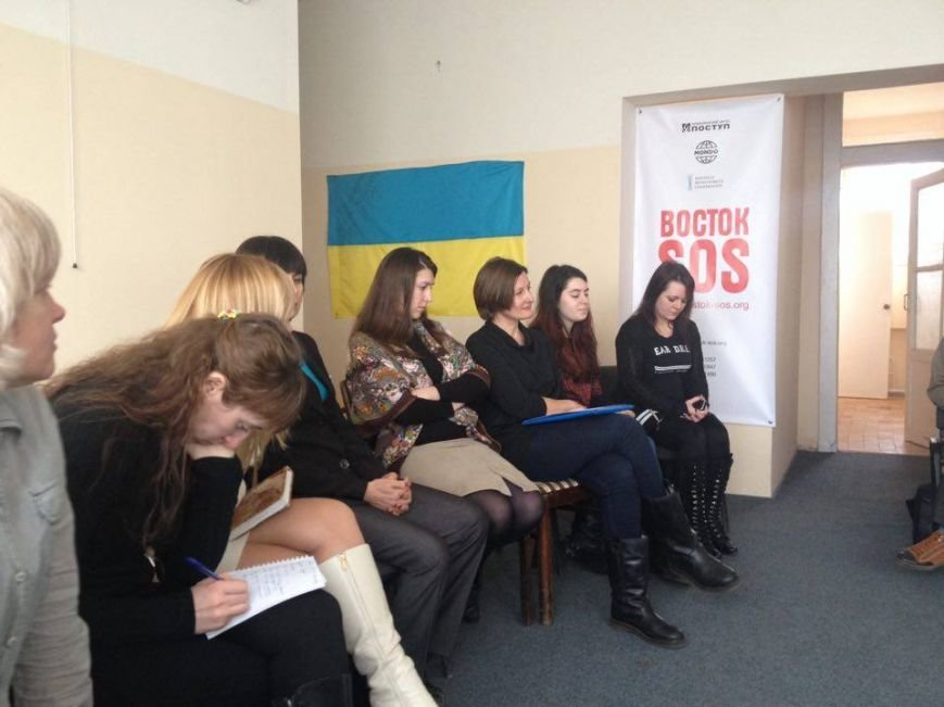 В Луганском регионе будут образовывать людей прифронтовой территории (ФОТО) (фото) - фото 2