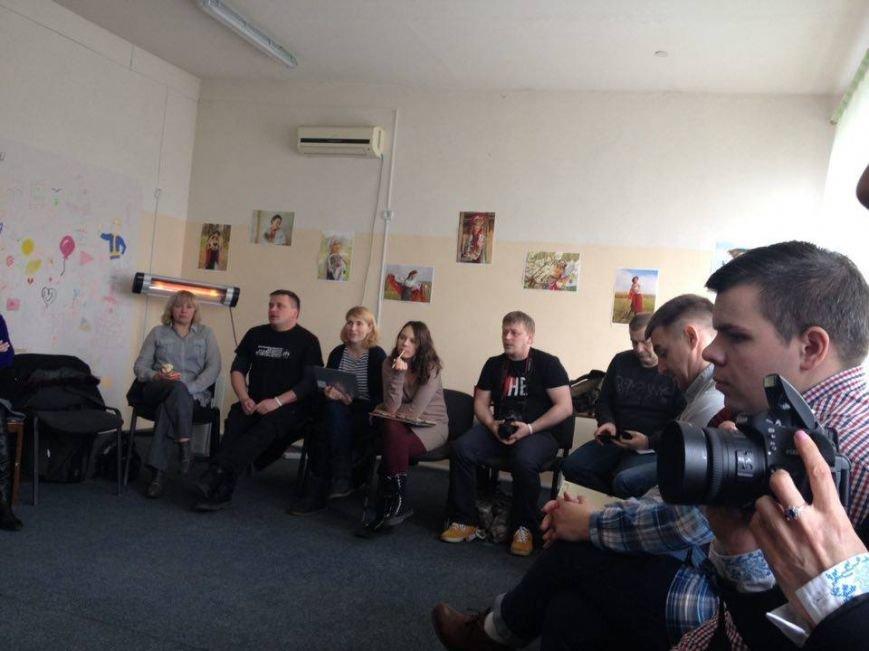 В Луганском регионе будут образовывать людей прифронтовой территории (ФОТО) (фото) - фото 1