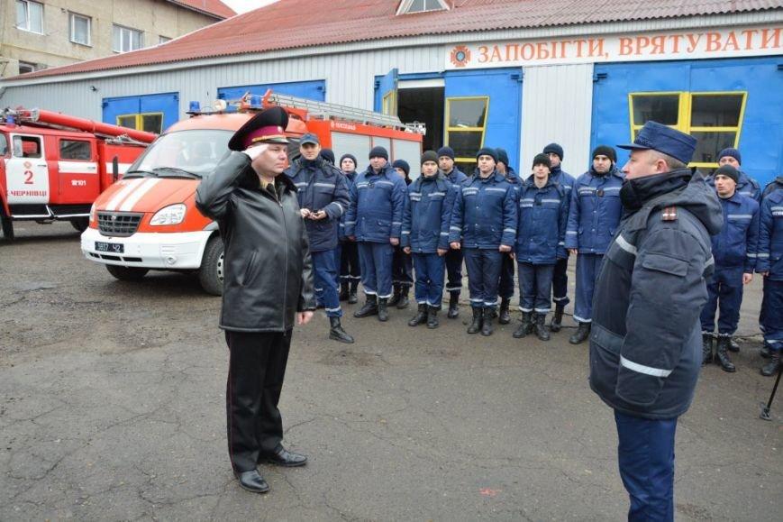 Чернівецькі рятувальники носитимуть новий бойовий одяг та спорядження, фото-4