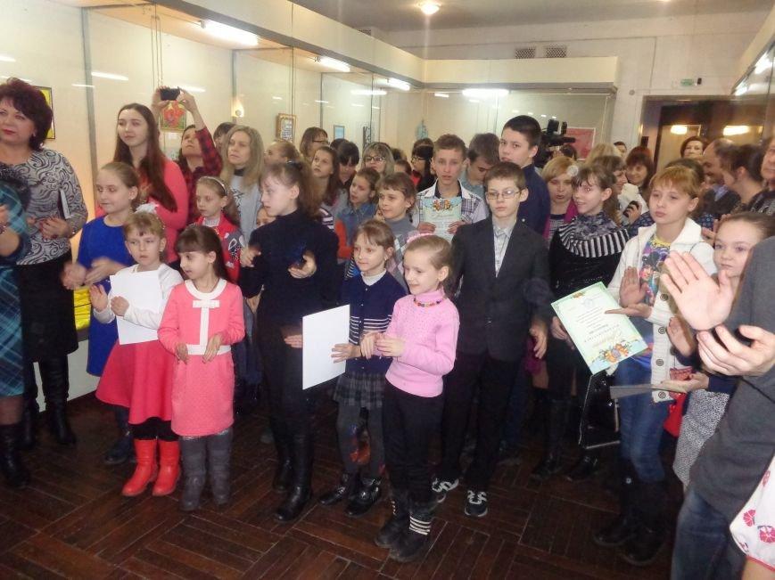 В Красноармейске состоялось награждение юных дарований выставки-конкурса «Таланти твої, Україно!» (фото) - фото 11